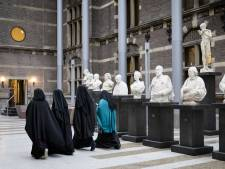 CDA en VVD Enschede willen strikt boerkaverbod
