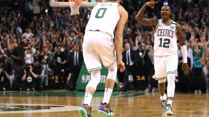 Boston Celtics plaatst zich als laatste voor finales Conferences