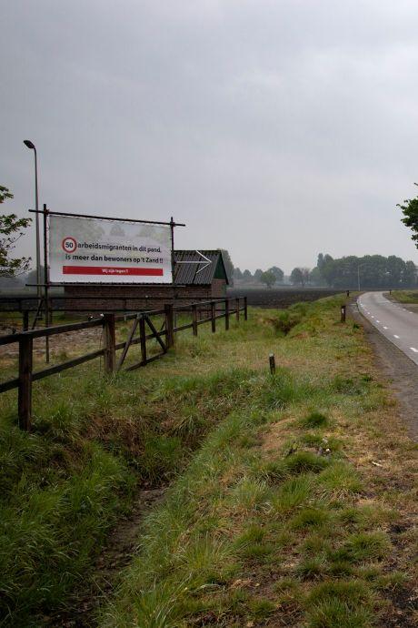 Helft van Liesselse buurt straks arbeidsmigrant: 'Waarom komt de gemeente niet een keer met ons praten?'
