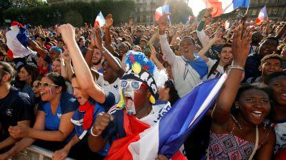 De dapperste Belgen? Die zaten in Parijs
