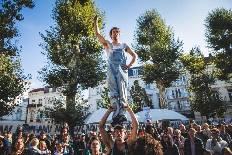 De derde editie van het gratis stadsfestival staat in het teken van Vrouwe Justitia.