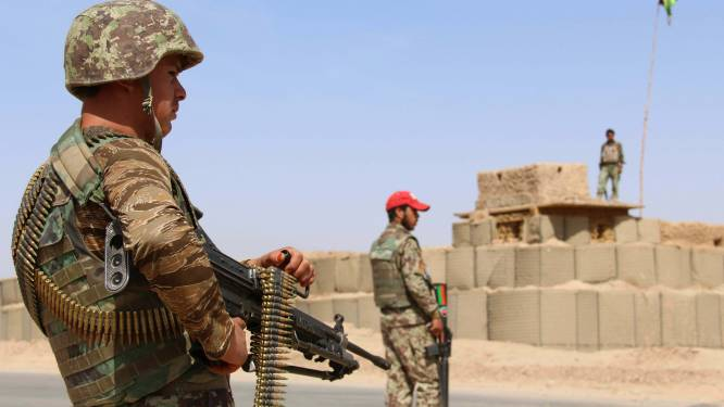 Twaalf kinderen gedood bij luchtaanval in Afghanistan