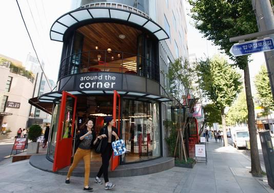 """Shopping à Gangnam, le """"Beverly Hills"""" de Séoul"""