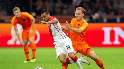 """Nederlandse pers ziet kansen voor Gouden Schoen bij Oranje slinken: """"Ruud Vormer een volwaardig international? Kleine kans"""""""