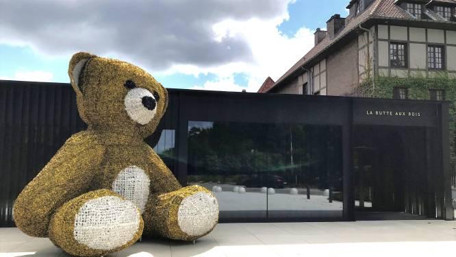 Hotel La Butte aux Bois en restaurants blijven open voor hotelgasten