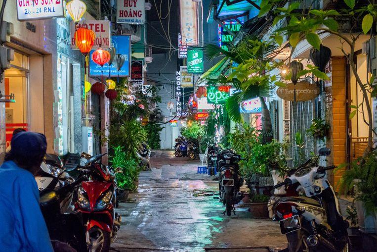 8 miljoen inwoners, 7 miljoen brommers in het immers drukke Ho Chi Minh, Vietnam.