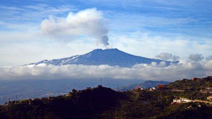 Etna schuift elk jaar 14 millimeter op