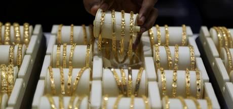 India ontdekt gebied met 3000 ton gouderts