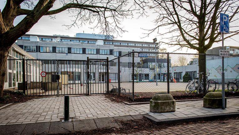 De Cheiderschool in Buitenveldert. Beeld ANP