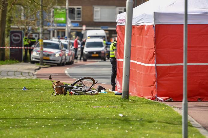 Rhodé Zondag overleed na een aanrijding met een bus.