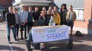 Leerlingen Sint-Godelieve Instituut organiseren middagje volksspelen