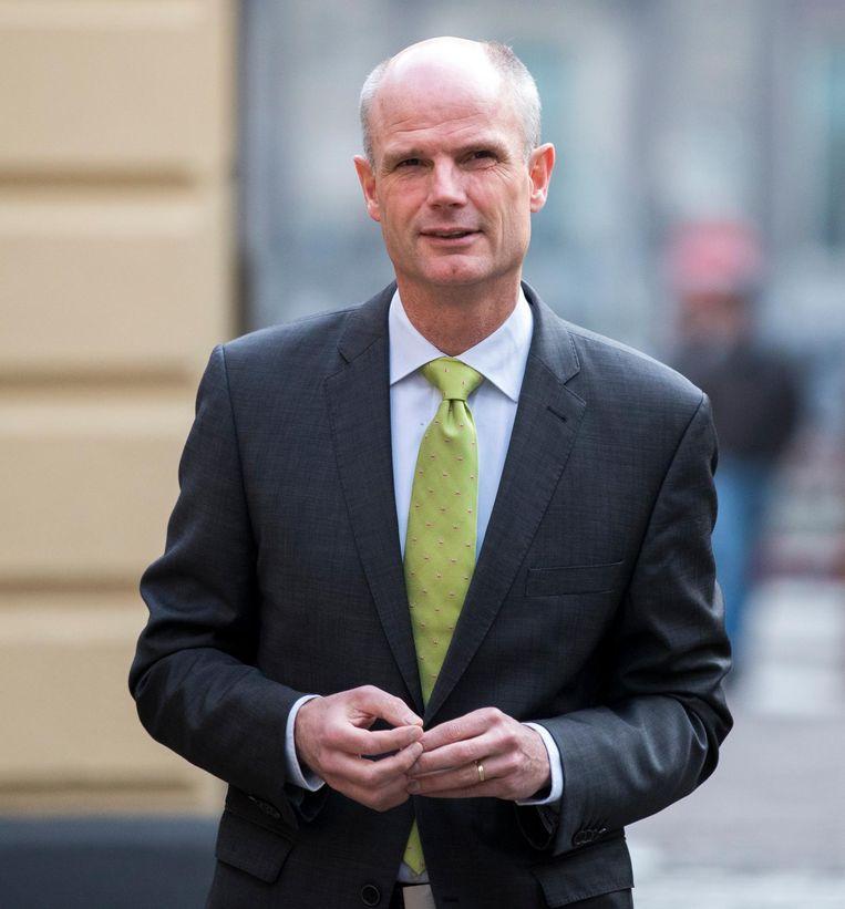 Minister Stef Blok voor Wonen en Rijksdienst. Beeld anp