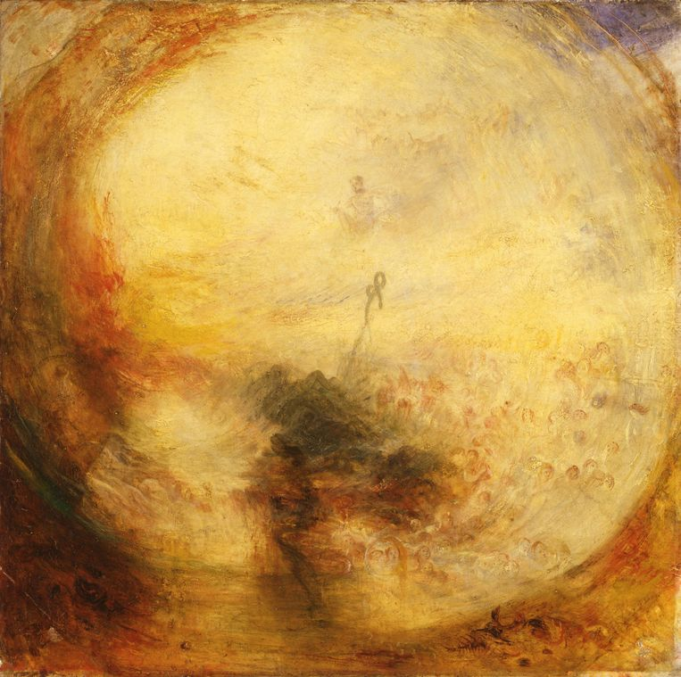Light and colour (1843) Beeld Tate Britain