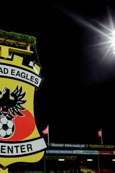 Gemengde gevoelens bij jeugd van GA Eagles