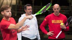 """Van Herck: """"De Davis Cup-finale winnen zou een meerwaarde en een boost zijn voor het Belgische tennis"""""""