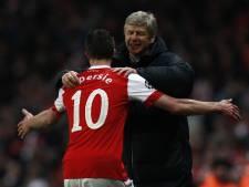 Van Persie: Wenger is mijn voetbalvader