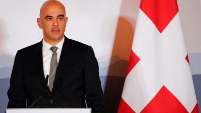 Ook Zwitserland zal VN-migratiepact (voorlopig) niet tekenen