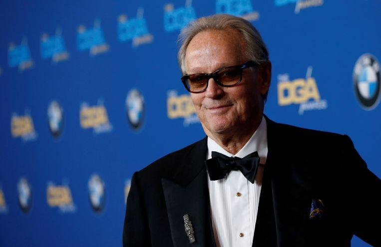 Peter Fonda in februari 2018. Beeld REUTERS