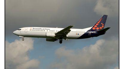 Tienduizendste Boeing 737 rolt van de band