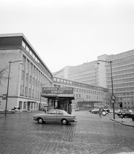 Het oude Dijkzigt Ziekenhuis: van de eerste harttransplantatie tot gegiechel in de liftschacht