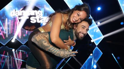 """Nederlandse roddelkoningin weet het zeker: """"Fabrizio bedroog Pommeline met zijn danspartner uit 'Dancing with the stars'"""""""