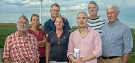 Voorlopig nog geen windpark Dinteloord, actiegroep blij met uitstel