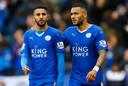 Danny Simpson stond in de rug van Riyad Mahrez in het memorabele kampioensjaar van Leicester City.
