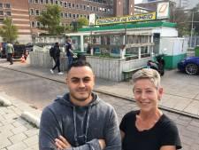 Snackcar De Vrijheid eerste rang bij bouwplannen in Den Haag