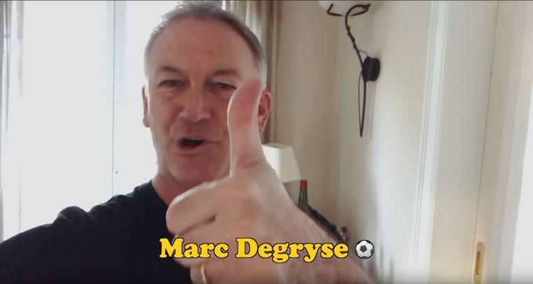 Oud-voetballer Marc Degryse vindt Ardooie top.