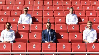 """Ivan Leko brengt assistenten Still en Cossey mee naar Antwerp: """"Ruimte om fantastische dingen te verwezenlijken"""""""