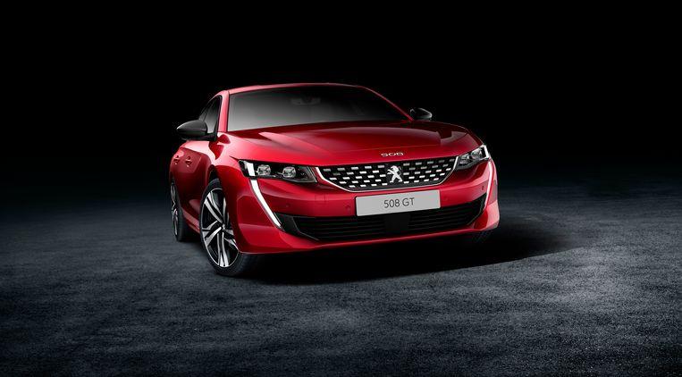 null Beeld © Automobiles Peugeot