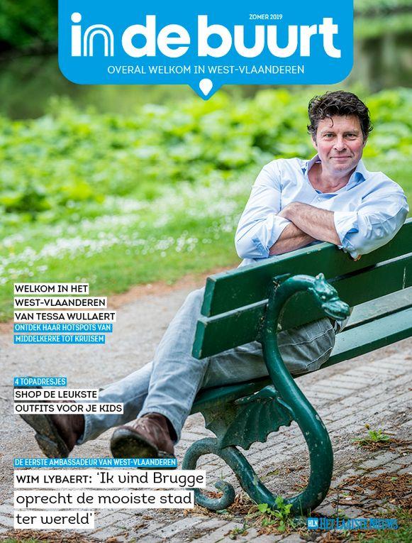 Cover In de Buurt West-Vlaanderen