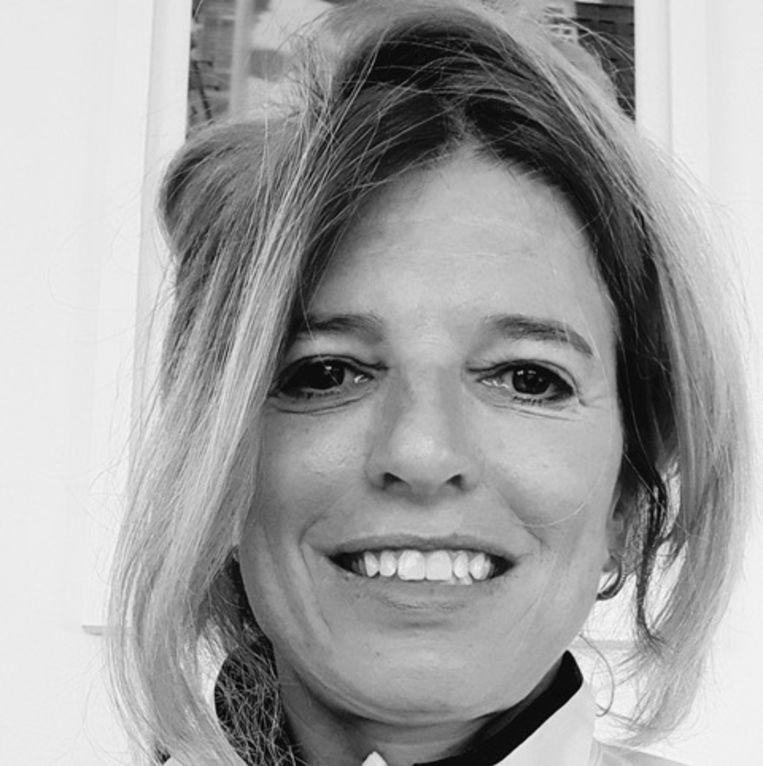 Pamela Sturhoofd, oprichter van mediabedrijf Special Eyes Productions en regisseur van documentaire Truus' Children (2021).  Beeld