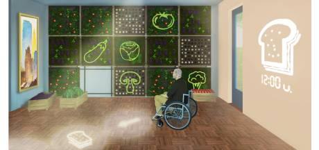 'Slim' huis TU/e werkt als mantelzorger voor dementerende