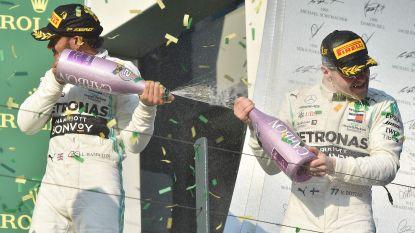 """Analyse van onze F1-watcher: """"Voorkeursbehandeling Hamilton zorgde ervoor dat hij kansloos was tegen Bottas"""""""