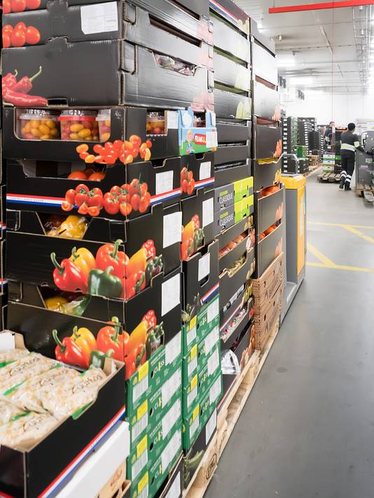Distributiecentrum Lidl Begin 2019 Open Betuwe Gelderlandernl
