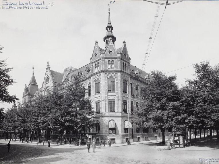 1913. Beeld Merkelbach, Atelier J./Stadsarchief