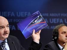 Michel Platini: FIFA-baas Infantino moet aftreden