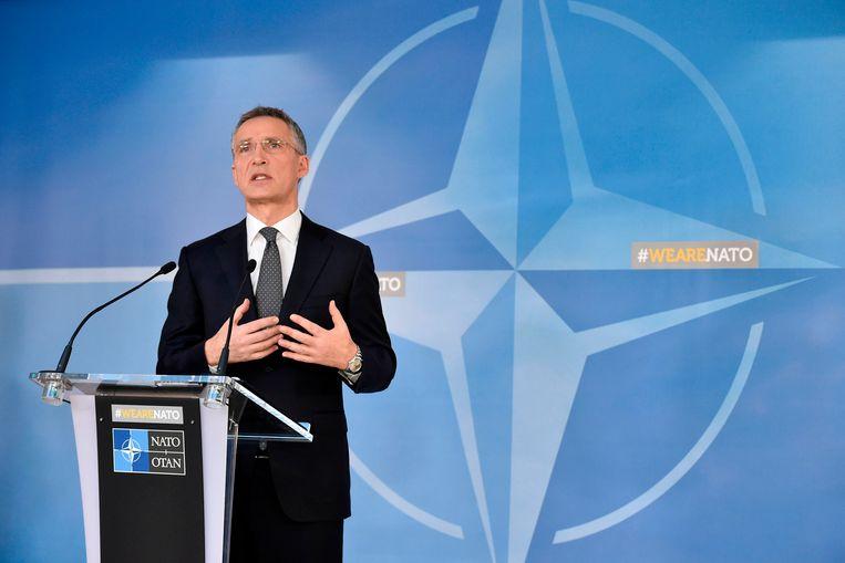 NAVO-secretaris-generaal Jens Stoltenberg verwacht dat de ministers in Brussel de beslissing zullen nemen om twee nieuwe commandocentra op te richten.