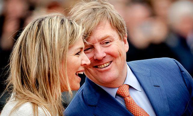 Bijna Jarige Willem Alexander Gaat 50ste Verjaardag Uitgebreid