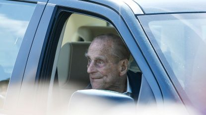 Bizarre aanbieding: brokstukken autocrash Britse prins Philip te koop via eBay