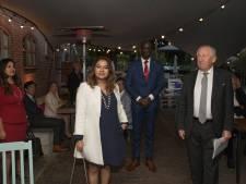Surinaamse first lady looft ruimte en rust tijdens bezoek aan Nijkerk