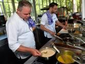Goed eten, maar weinig groente bij De Oranjerie in Barneveld