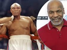 Zo kijkt George Foreman naar de comeback van Mike Tyson (54) in de ring