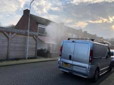 Brand in woning in Didam snel onder controle