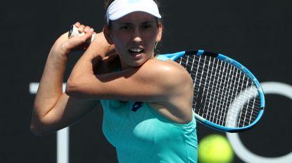 Mertens en Flipkens door, Van Uytvanck out in Hobart - Strijd om zoontje kost Azarenka ook Australian Open