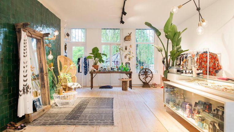 Haastje Repje koopt van elk ontwerp maar enkele stukken in Beeld Charlotte Odijk