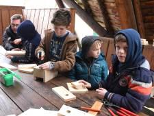 Op de camping in Sint Anthonis wordt alweer gekampeerd