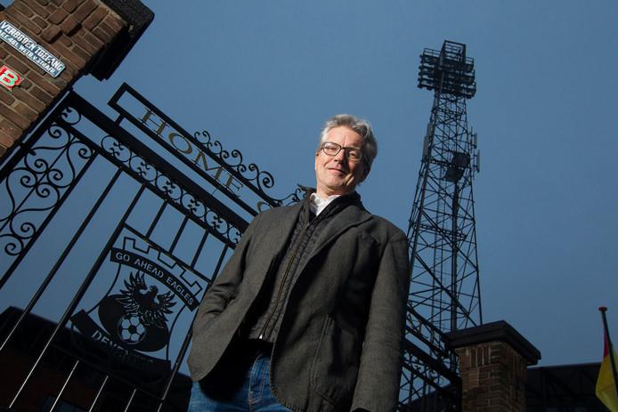 GA Eagles heeft het financieel zwaar, erkent algemeen directeur Hans de Vroome