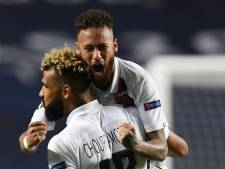 "Neymar: ""Une soirée formidable"""